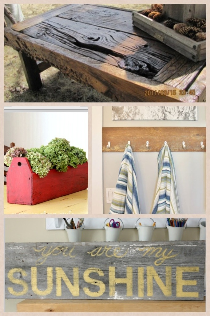 Diy Things To Make With Old Barn Wood Pdf Download